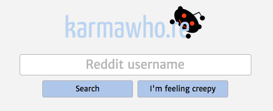 Karmawho re: Your Reddit Comment Karma Visualized – roguelynn